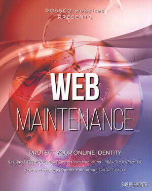 Website Maintenance in Wilmington, NC