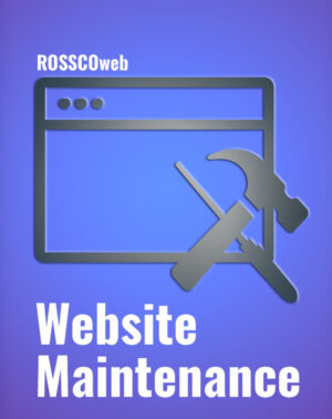 Graphic for Website Maintenance Product in Wilmington